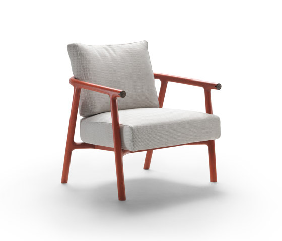 Icaro armchair by Flexform Mood   Armchairs