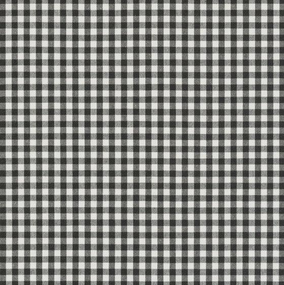 Jota-Check 2.0 - 145 nero di nya nordiska | Tessuti decorative