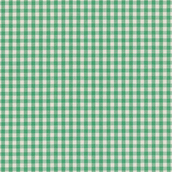 Jota-Check 2.0 - 150 smaragd di nya nordiska | Tessuti decorative