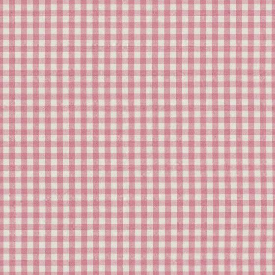 Jota-Check 2.0 - 153 pink di nya nordiska | Tessuti decorative