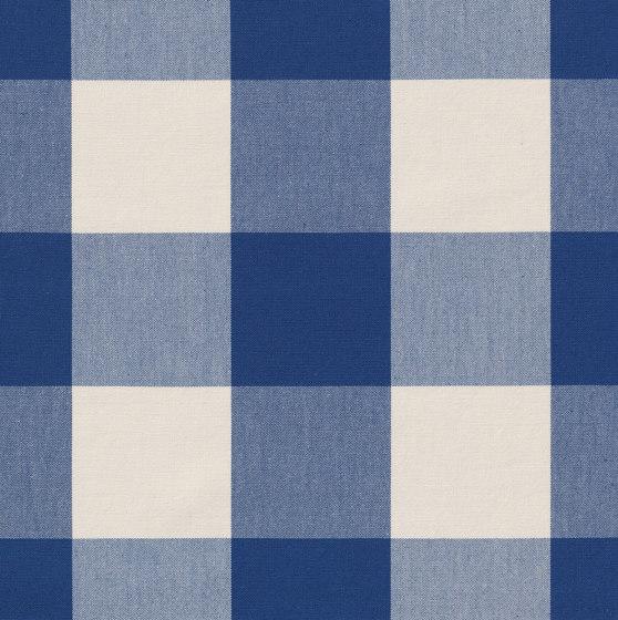 Alpha-Check 2.0 - 349 marine by nya nordiska   Drapery fabrics