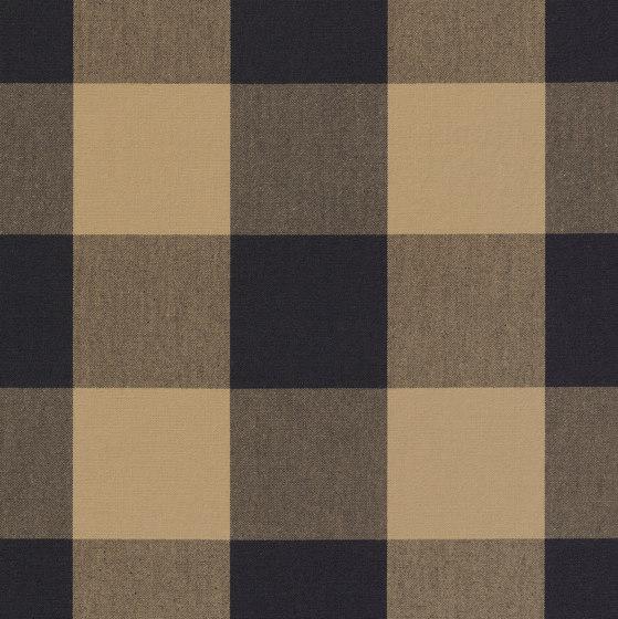 Alpha-Check 2.0 - 358 terra by nya nordiska | Drapery fabrics