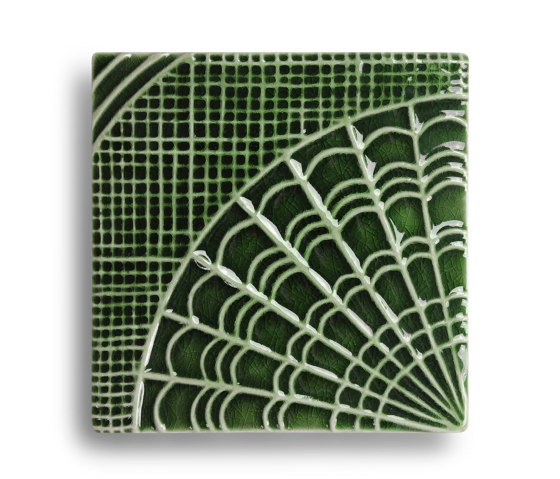Gaudí Emerald by Mambo Unlimited Ideas | Ceramic tiles