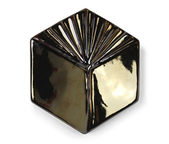 Mondego Tile Gold von Mambo Unlimited Ideas | Keramik Fliesen