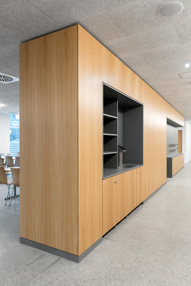 fecoorga by Feco | Sound absorbing architectural systems
