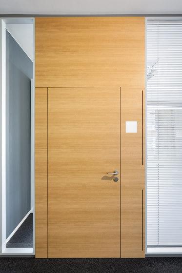 fecotür wood H85 di Feco | Porte interni