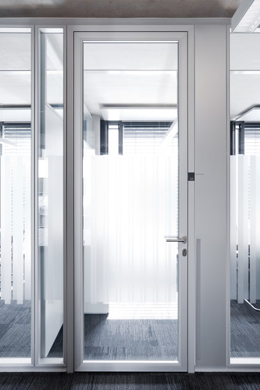 fecotür glass A70 by Feco | Internal doors