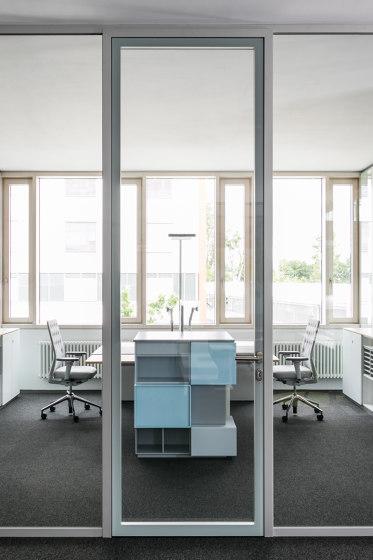 fecotür glass S70 by Feco | Internal doors