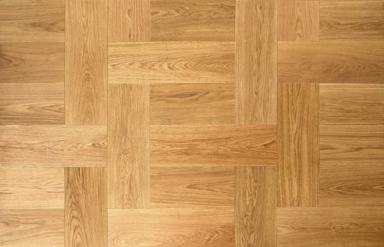FLOORs Selection Puzzle Oak by Admonter Holzindustrie AG | Wood flooring