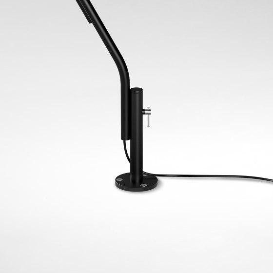 Jaima P207 + Shade 43 by Marset | Free-standing lights