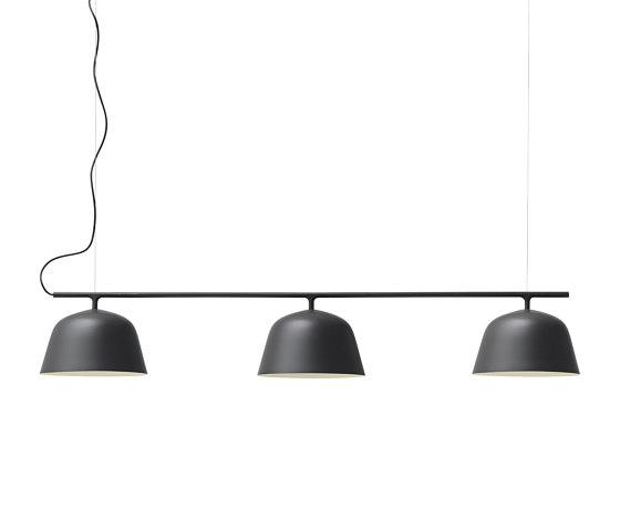 Ambit Rail Lamp by Muuto | Suspended lights