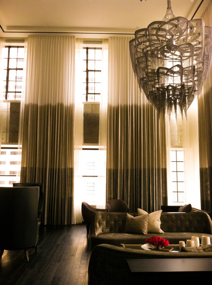 Custom Protea by Willowlamp | Suspended lights