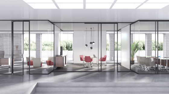 3-6-9 | Wall System by Estel Group | Wall partition systems