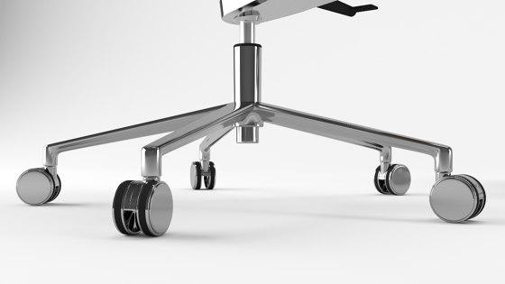 Aluminia | Office Chair von Estel Group | Bürodrehstühle