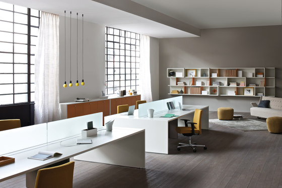 E-Wall by Estel Group | Wall storage systems