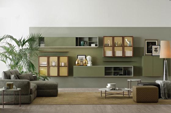 E-Wall von Estel Group   Wohnwände