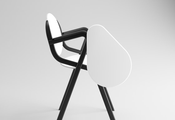 Ellisse | Chair von Estel Group | Stühle