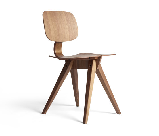 Mosquito Natural Walnut by Rex Kralj   Chairs