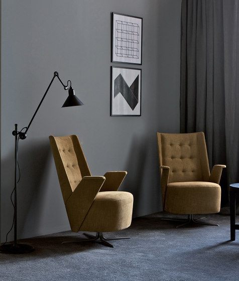 Embrasse Grand Relax | Armchair by Estel Group | Armchairs