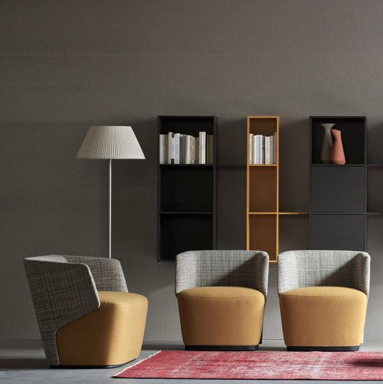 Embrasse Hall | Armchair de Estel Group | Fauteuils