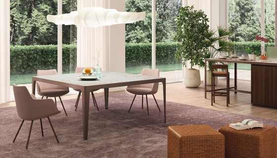 Grand More | Executive Desk by Estel Group | Dining tables