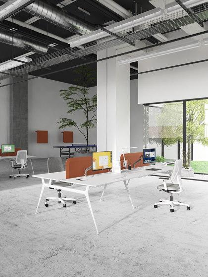 P016 Workstation by Estel Group | Desks