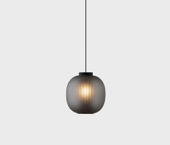 Bloom Pendant - Black de Resident | Lámparas de suspensión