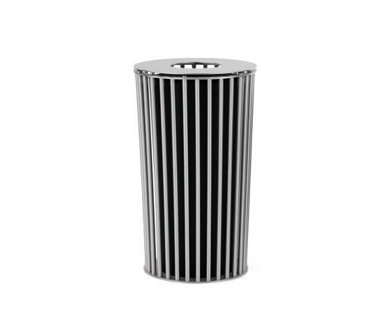 ZEROQUINDICI.015 BIG LITTER BIN by Diemmebi | Waste baskets