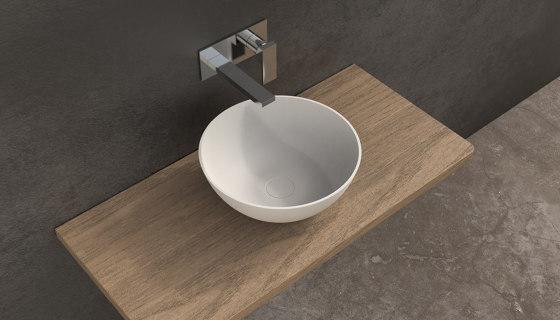 Solidthin by Ideavit | Wash basins