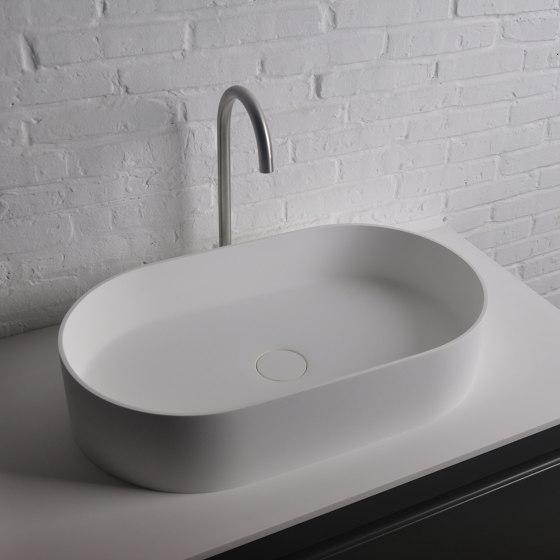 Solidthin | 60 by Ideavit | Wash basins