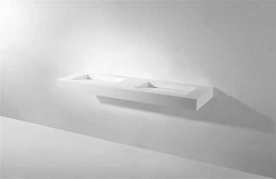 Solidsquare by Ideavit | Wash basins