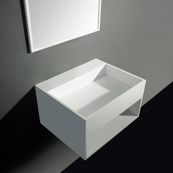 Solidcube by Ideavit | Wash basins