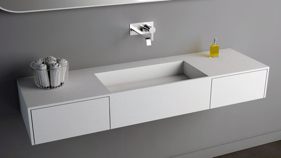 Solidpure by Ideavit | Wash basins