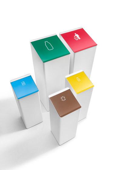 Berna | BER 02T by Made Design | Waste baskets