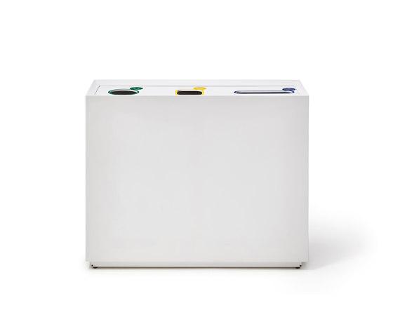 Zell | ZEL 03 by Made Design | Waste baskets