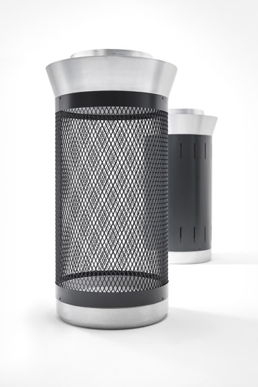 Lausanne | LSN 02 by Made Design | Waste baskets
