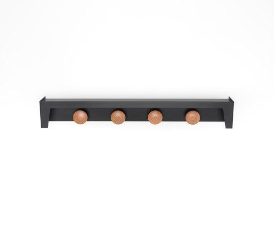 Bergamo | BRG 01 by Made Design | Hook rails