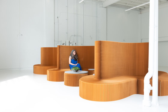 benchwall by molo | Sofas