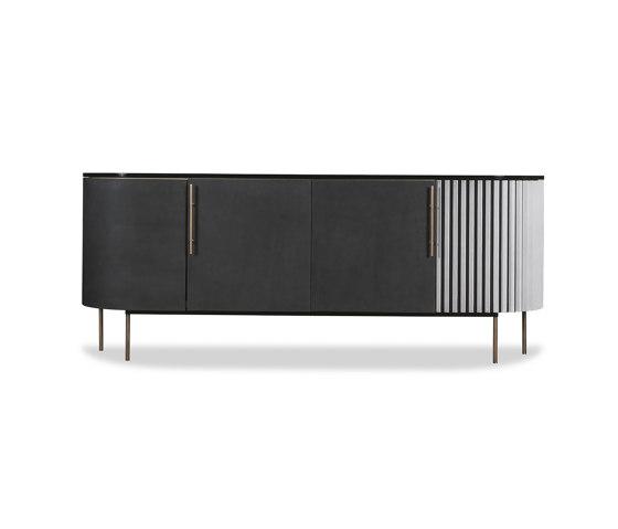 PLISSÉ Low cabinet by Baxter   Sideboards