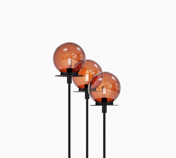 3-LIGHTS Floor Lamp by GIOPAGANI | Free-standing lights