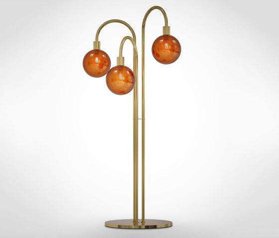 HABIBA Floor Lamp by GIOPAGANI   Free-standing lights