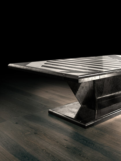MIRAGE D'OR Dining table by GIOPAGANI | Dining tables