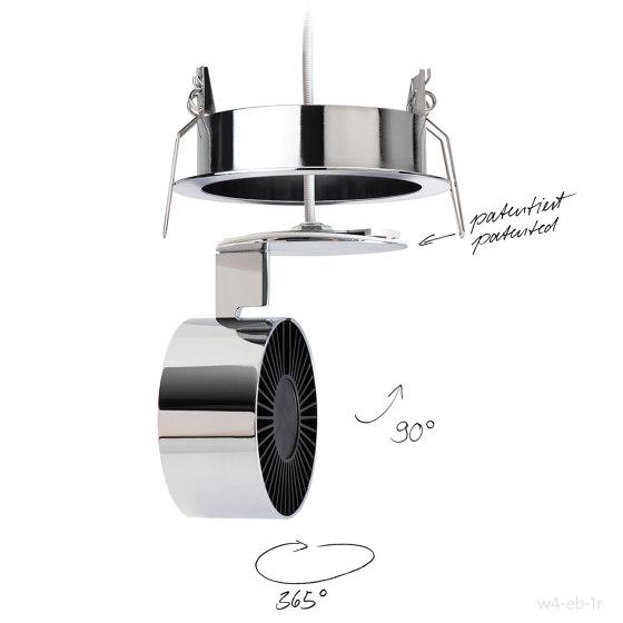 wittenberg wi4-eb-1r di Mawa Design   Lampade soffitto incasso