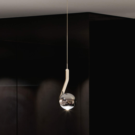 io sospeso by Occhio | Suspended lights