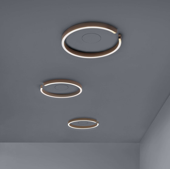 Mito soffitto by Occhio | Ceiling lights