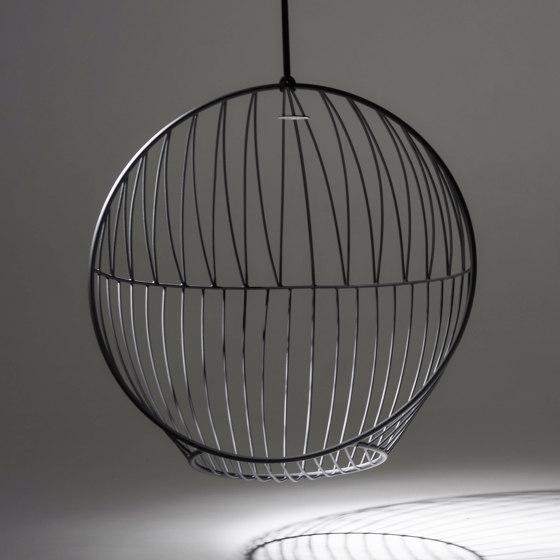 Bubble Hanging Chair Swing Seat - Sun Pattern by Studio Stirling   Swings