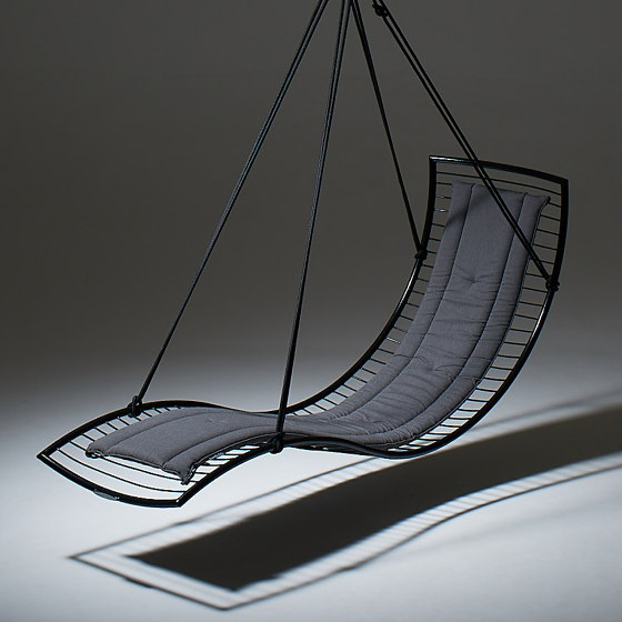 Curve Wave Lounger Swing Chair by Studio Stirling | Swings