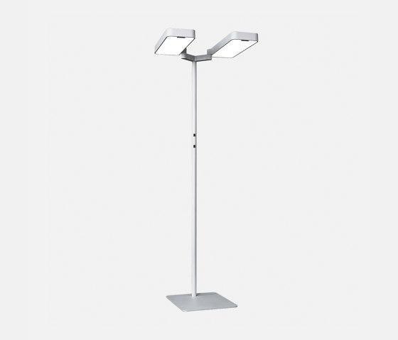 Caleo S4 de Lightnet | Luminaires sur pied