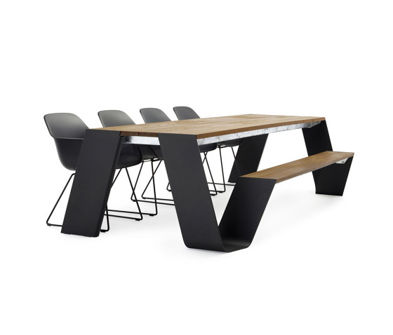 Hopper combi by extremis | Tables and benches