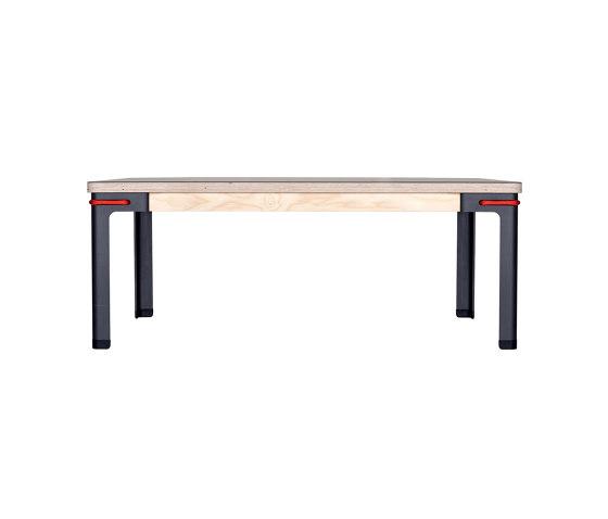 Seiltänzer Couch by Nils Holger Moormann | Coffee tables